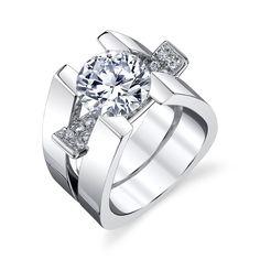Scottsdale engagement rings R977