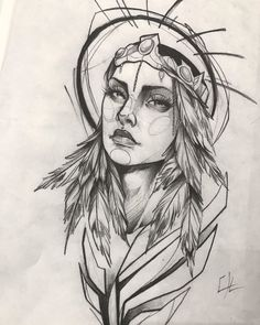 Geometric Tattoo Drawings, Trippy Drawings, Girly Drawings, Tattoo Design Drawings, Sketchbook Drawings, Cool Art Drawings, Pencil Art Drawings, Tattoo Sketches, Art Sketches