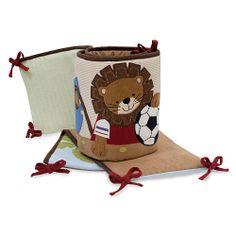 "Lambs & Ivy Team Safari Bumper - Lambs & Ivy Bedtime - Babies ""R"" Us"
