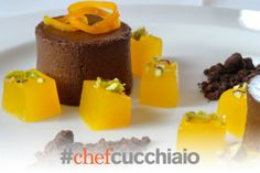 Cioccolatino al Cucchiaio, terra al cacao, trasparenza d'arance