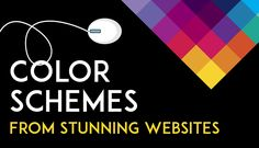 50 Gorgeous Color Schemes From Stunning Websites Visual Learning black color combinations - Black Things Website Color Schemes, Color Schemes Design, Best Color Schemes, Bedroom Color Schemes, Color Combinations, Design Color, Well Designed Websites, Black Color Combination, Color Black