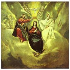 El Greco Famous Artwork | -of-the-virgin-painting-by-el-greco-el-greco-famous-paintings ...