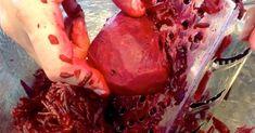 Zbohom únava a choroby: 11 domácich šalátov z červenej repy, ktoré vás ochránia pred všetkými chorobami a ešte aj pomôžu schudnúť! Top 5, Steak, Pork, Food And Drink, Beef, Fruit, Healthy, Per Diem, Turmeric