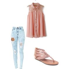 Untitled #164, created by allymarie-0505 on Polyvore
