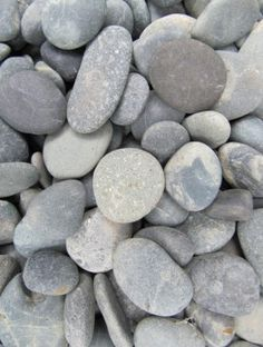 Siergrind beach pebbles black 10-30 mm