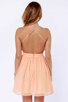I like the back! This site has some great dress! $22 shipping to Canada though