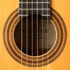 Hermann Hauser II 1967 | Harris Guitar Foundation