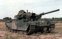 Centurion  Mk 5/2 DO  Danish Army