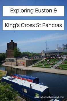Exploring King's Cross and Euston