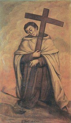 Saint John of the Cross. Jesuíno do Monte Carmelo.