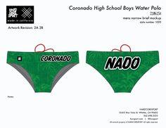 Coronado High School, Water Polo, California Style, School Boy