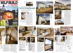Self Build and Design South Coast Meets New England