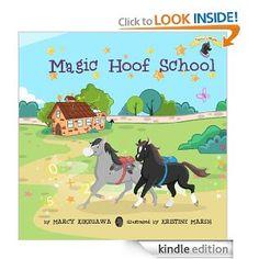 Get Your Horse Fix Free tomorrow! Magic Hoof School eBook