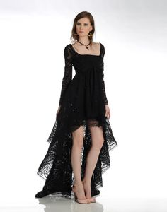 Emilio Pucci - £4,540, maybe a little too gothic, would like to even the length out so it's short all the way round, not going to happen for that amount of money anyway!