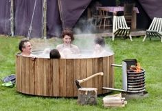 The whole family will love the Dutchtub too :)