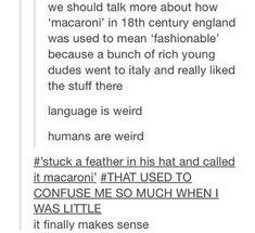 Linguistics: | 21 Reasons Tumblr Is Better Than Public School