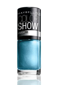 Maybelline Color Show in Blue Blowout