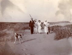 Old photographs from wonderful Skagen