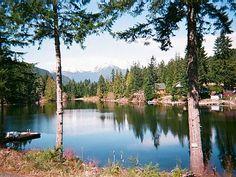Lake Cushman Resort, Hoodsport, WA