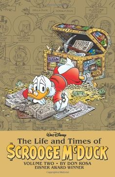 Life & Times Of Scrooge Mcduck V2: Don Rosa: 9781608865420: Books - Amazon.ca