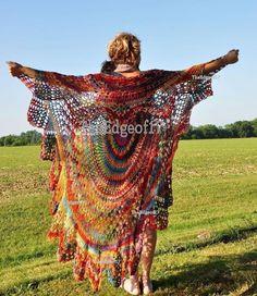(4) Name: 'Crocheting : Bohemian Vest - Boho Vest Stevie style