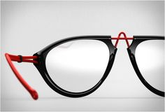 pq eyewear collection by ron arad