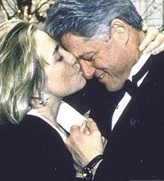 Bill & Hillary at WH 1993
