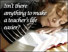 50 Tips For Tired Teachers ... Ideas to change things up