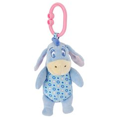 "Winnie the Pooh on the Go Stroller Toy - Eeyore - Kids Preferred - Toys ""R"" Us All Toys, Toys R Us, Kids Store, Baby Store, Boys Night Light, Portable Baby Cribs, Lion King Baby, Toddler Themes, Eeyore"