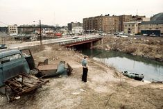 Photographer Camilo José Vergara studied the South Bronx and Lower East Side during a period of economic stagnation.