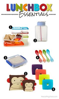 Lunchbox Essentials #back_to_school
