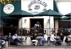 Urth Caffe, Los Angeles