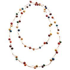 My honeymoon ideas - Beach. Andean collection 3 in 1 necklace #johnlewis #honeymoon