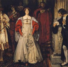 Who is Sylvia? What is She, That all the Swains Commend Her?, 1899-1900: Edwin Austin Abbey