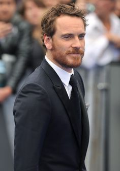 Michael Fassbender at the Prometheus UK Premiere