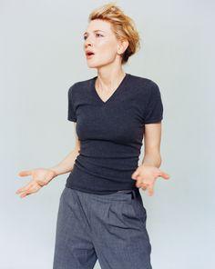 Cate Blanchett via tumblr