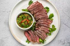 Healthy Thai Recipes, Asian Recipes, Beef Recipes, Thai Dishes, Side Dishes, Thai Beef Recipe, Sirloin Steaks, Learn To Cook, Food Design