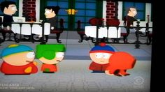 Oh long Johnson-South Park - one of the best SP episodes