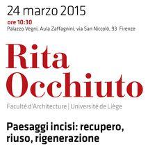 Open Session on Landscape 2015 Palazzo Vegni #Riuso #Recupero #Rigenerazione
