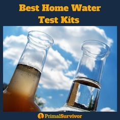 Most of us take it for granted that clean water comes out of the taps. However, if the Flint, Michigan crisis taught us anything, it is that our water supply is much more vulnerable than we thought.  A simple way that you can ensure your family's safety is by testing your home water. #watertestkit #shtf #prepper #emergencypreparedness #primalsurvivor
