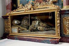 St Albertus, Burgrain, Germany Picture: Paul Koudounaris