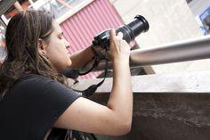 Saída fotográfica do 1º Workshop de Fotografia de Rua. Metrô Carrão.