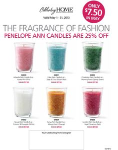 """Great to have on for """"emergency"""" gifts! Teachers, co-workers, birthdays... everyone loves candles!"""