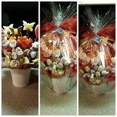 Bouquet de fruits variées.
