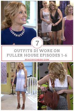 Fuller House - What DJ wore.