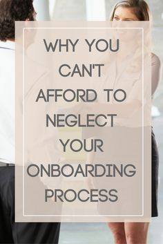 By taking just a few simple steps in the onboarding process, new hires will be set up for success and companies will experience less turnover and less wasted effort in talent acquisition and the hiring process.