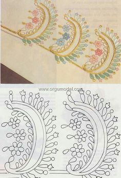 Hand Embroidery Designs, Embroidery Stitches, Embroidery Patterns, Flower Coloring Pages, Tapestry Crochet, Flower Art, Needlepoint, Fabric Crafts, Cross Stitch