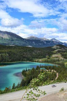 Emerald Lake, Yukon Territory