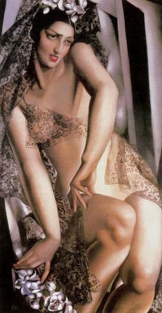Tamara Łempicka(Tamara de Lempicka)... | Kai Fine Art