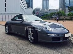 2005 #Porsche 911 997 #CarreraS #C2S #Cab. (Code 1942)  3 owners. 3824cc. #Automatic+/- Visit our website. www.mymotors.com.hk/vehicle_view.php?id=2033 Like our fanpage. Thanks. www.facebook.com/MYmotors #cars #MYM #MYMCars #HongKong #HK #Grey